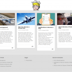The Pilot Guy - Website Design